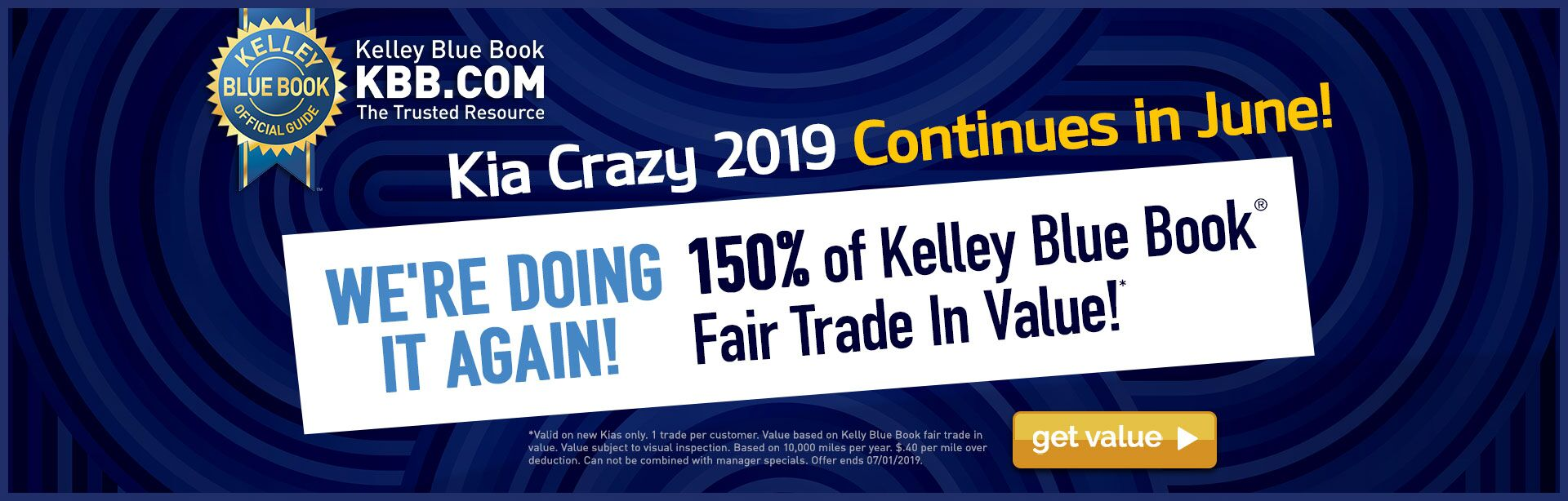 June Kia Crazy 2019
