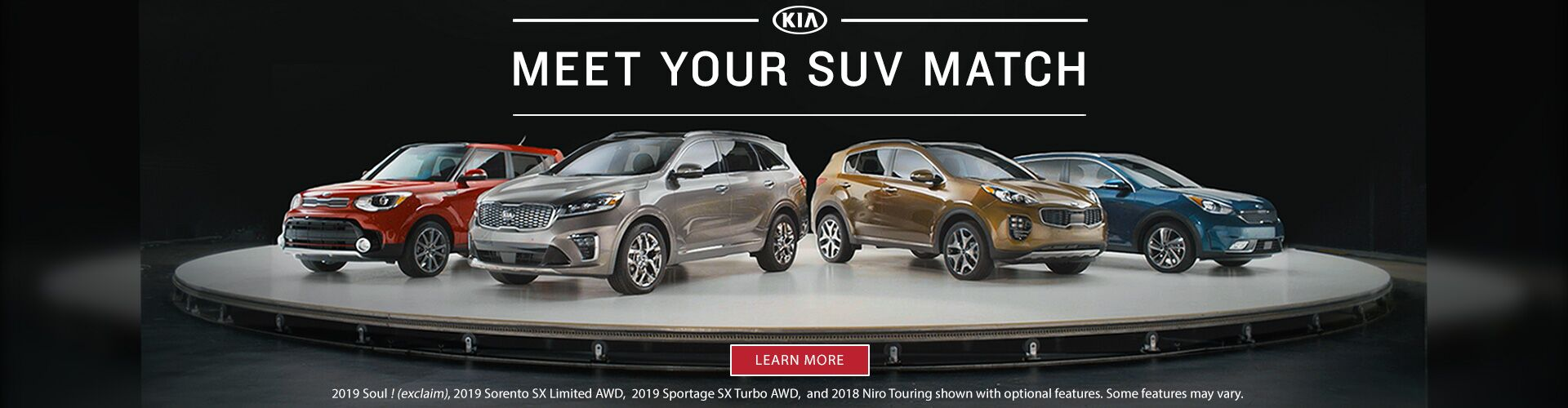 Meet Your SUV Match