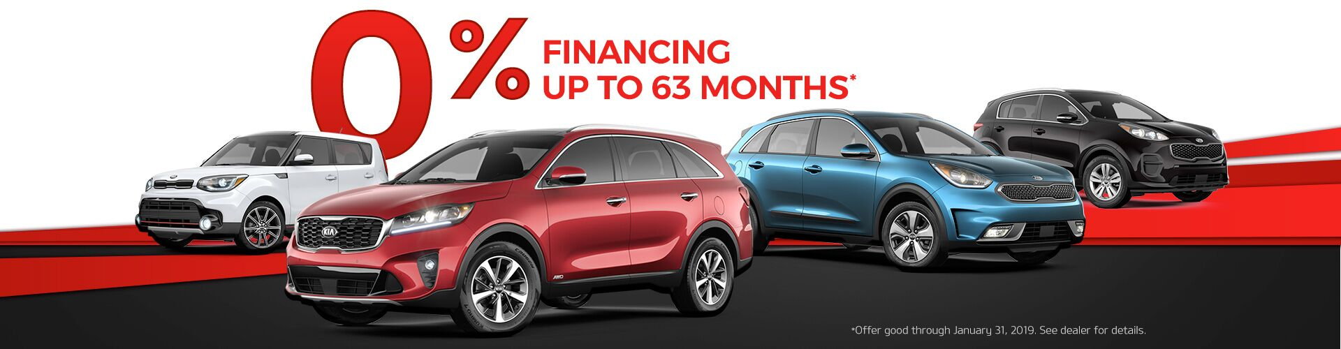 0% Financing for 63 Months