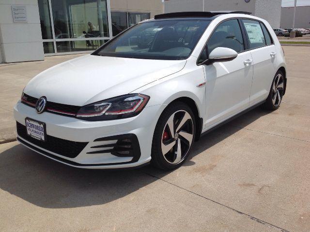 2020 Volkswagen Golf GTI SE Automatic