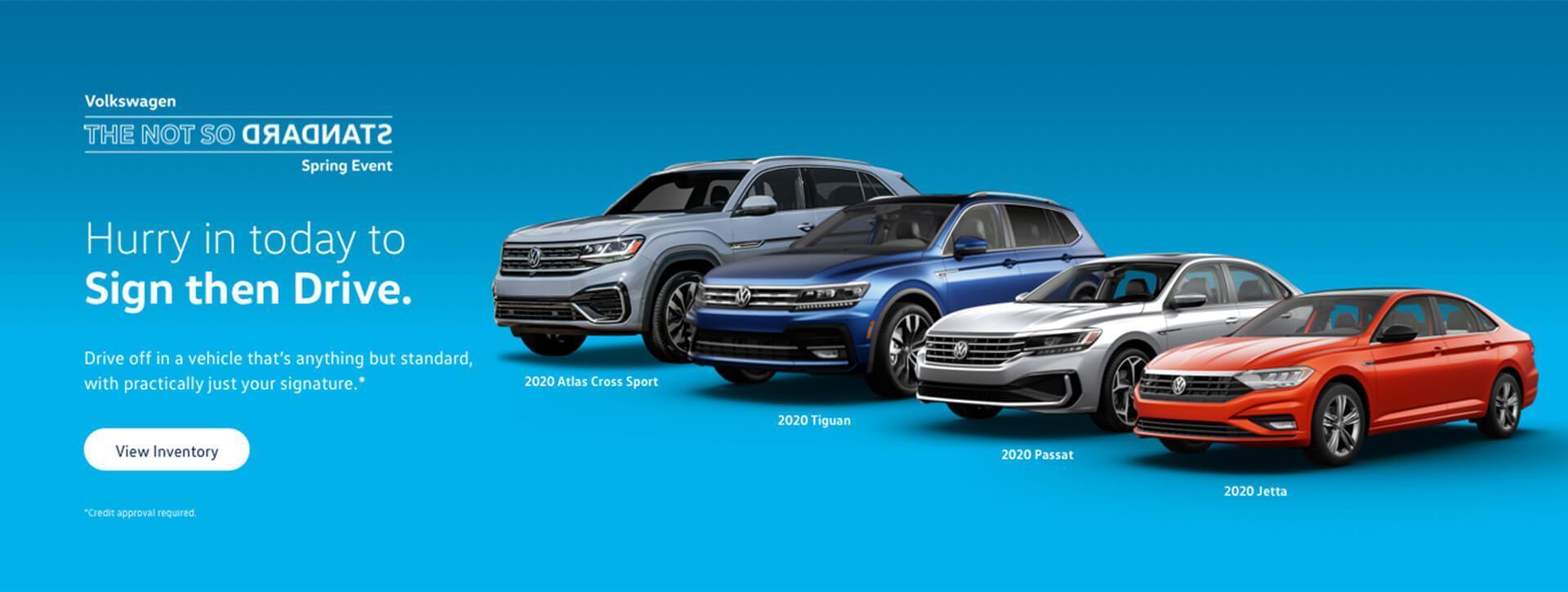 2020 Volkswagen