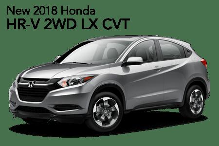 2018 HR-V LX FWD