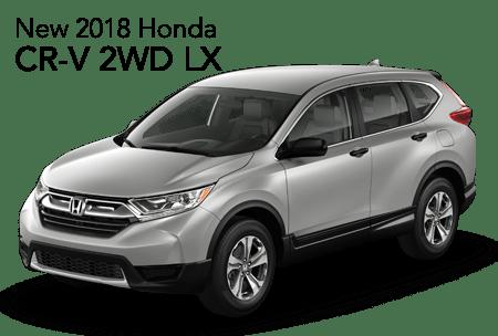 2018 CR-V LX FWD