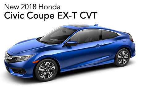 2018 Civic Coupe EX-T FWD