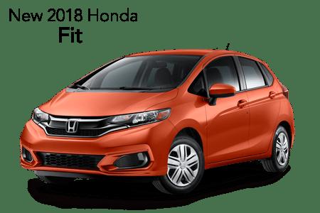 2018 Honda Fit LX FWD