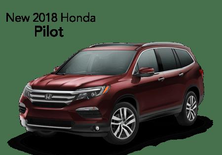 2018 Honda Pilot Touring FWD