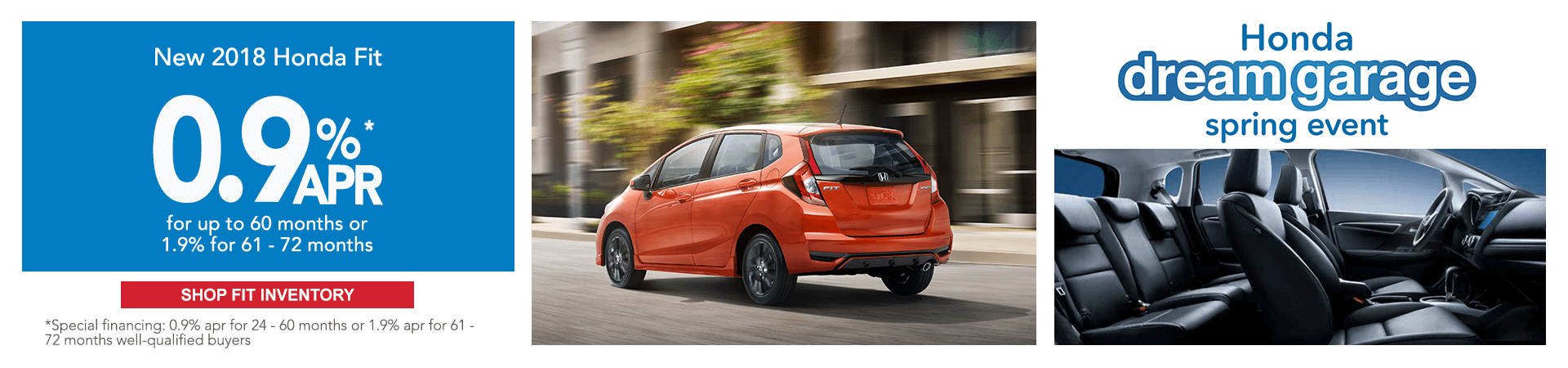 2018 Honda Fit Sale
