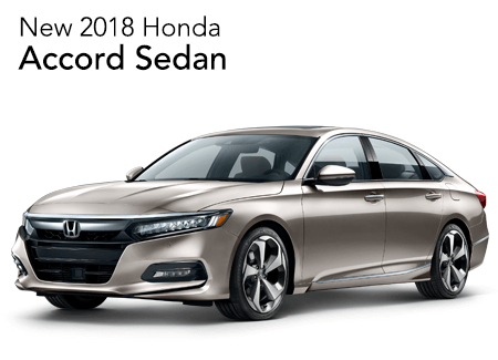 2018 Honda Accord Sedan Touring FWD