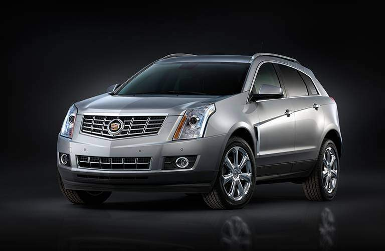 Used Cadillac SRX Dallas Front View