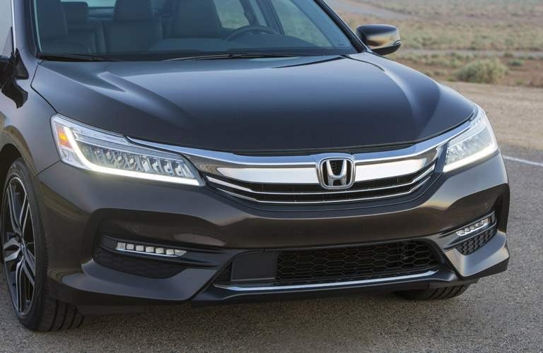 Used Honda Accord Front View