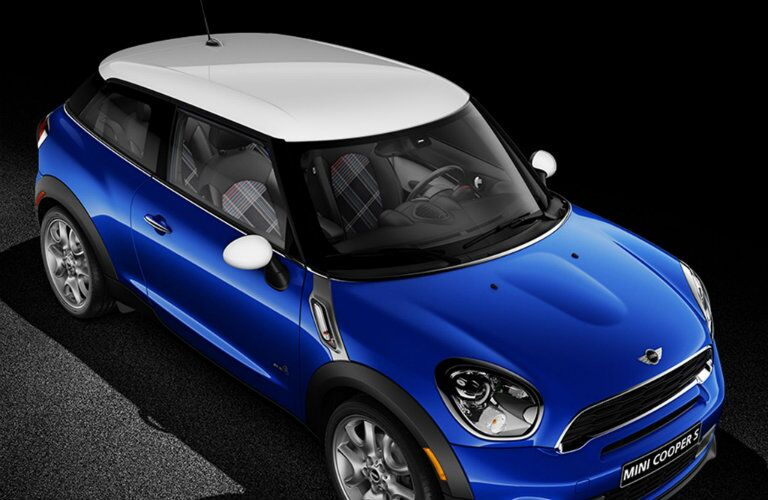 Used MINI Cooper Paceman in Carrollton Rear View