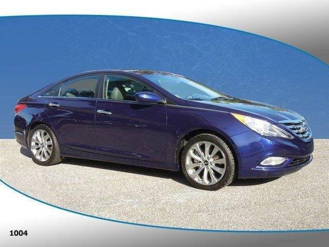 2013 Hyundai Sonata LIMITED PZ