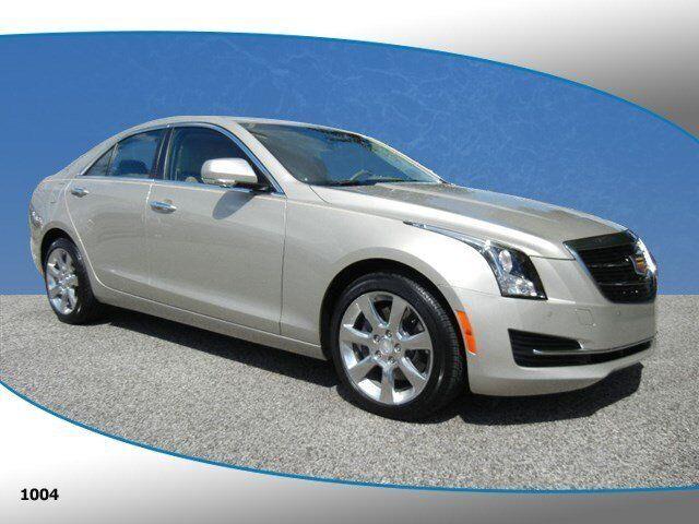 2016 Cadillac ATS Sedan Luxury Collection RWD