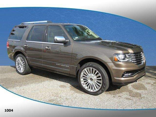 2015 Lincoln Navigator 2WD