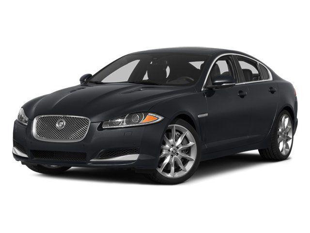 2014 Jaguar XF V6 SC