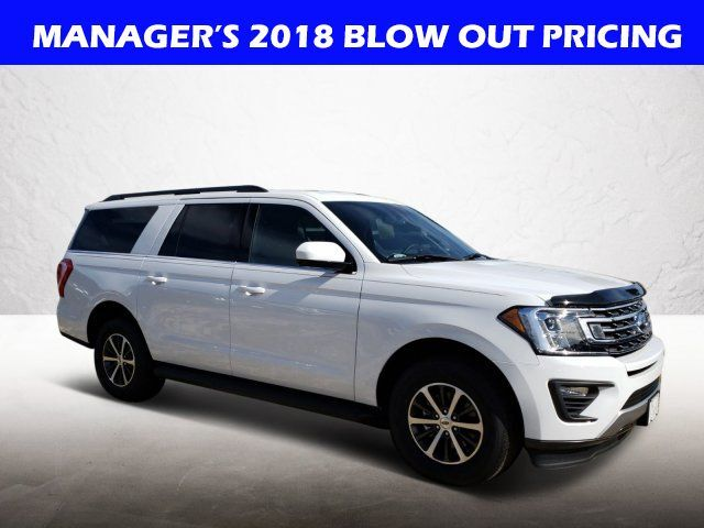 2018 Ford Expedition Max XLT 200A