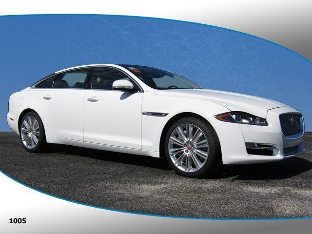 2017 Jaguar XJ XJL Supercharged