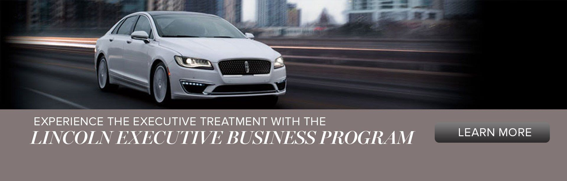 Lincoln Executive Business Program