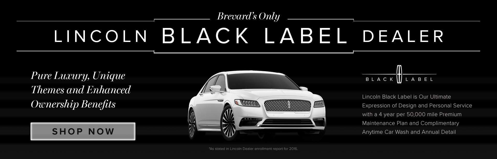 Black Label Dealer