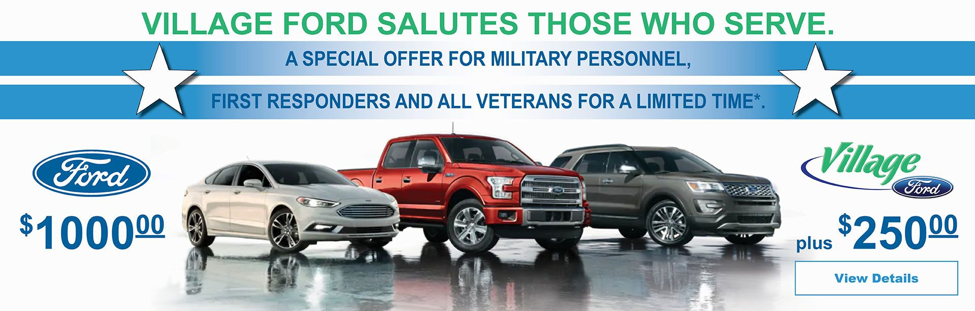Exceptional Ford Salutes