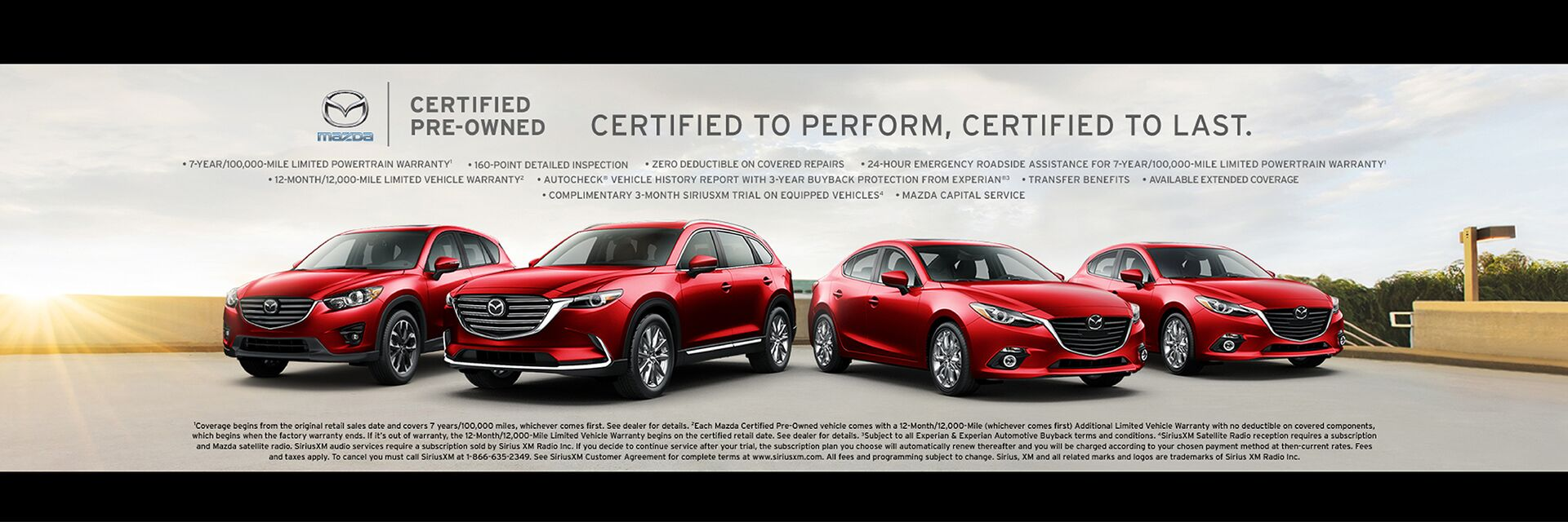 Capistrano Maza Certified Pre-Owned vehicles