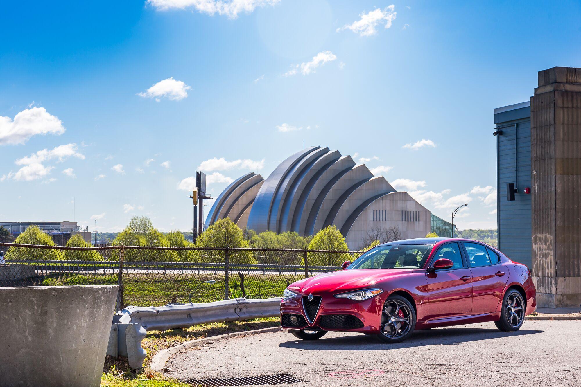 2019 Giulia Ti SPORT AWD