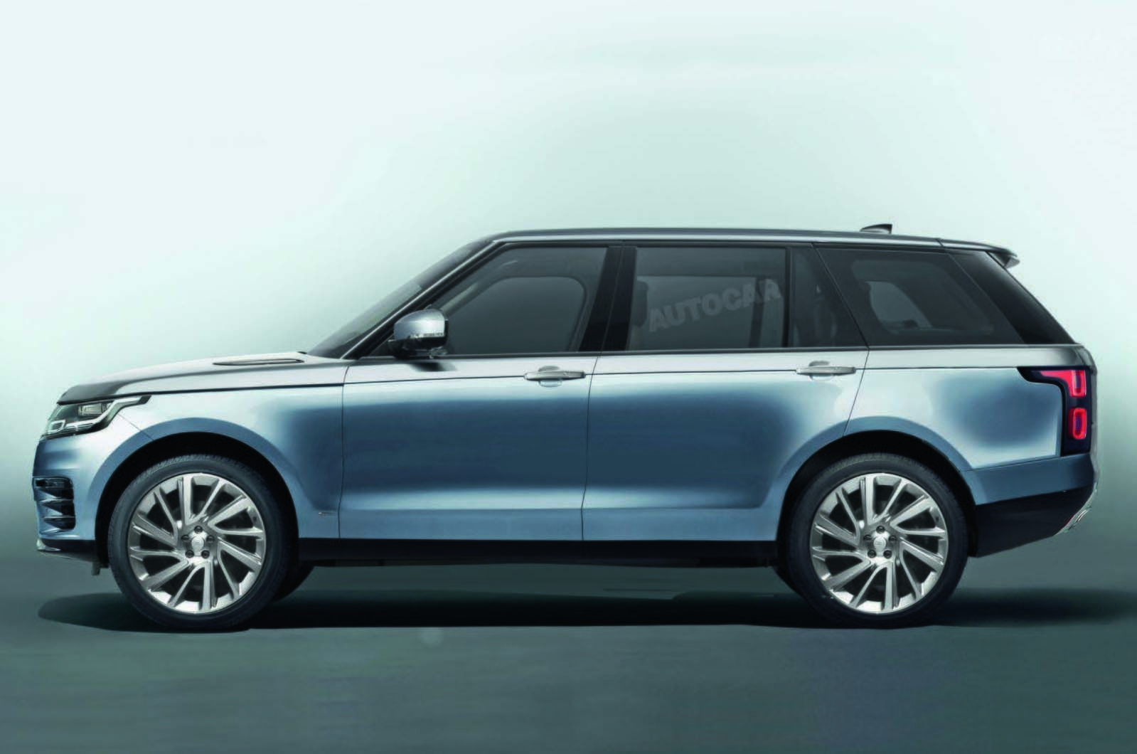 2021 Land Rover Range Rover Base
