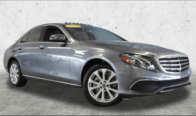 2019 E 300 4MATIC® Sedan