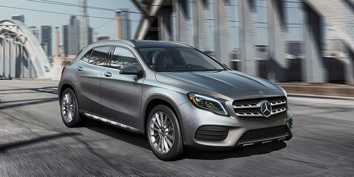 2019 GLA GLA 250 4MATIC®