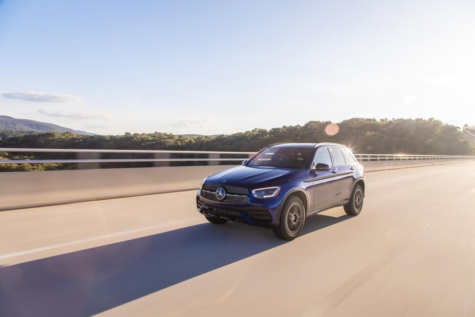 2020 Mercedes-Benz GLC GLC 300