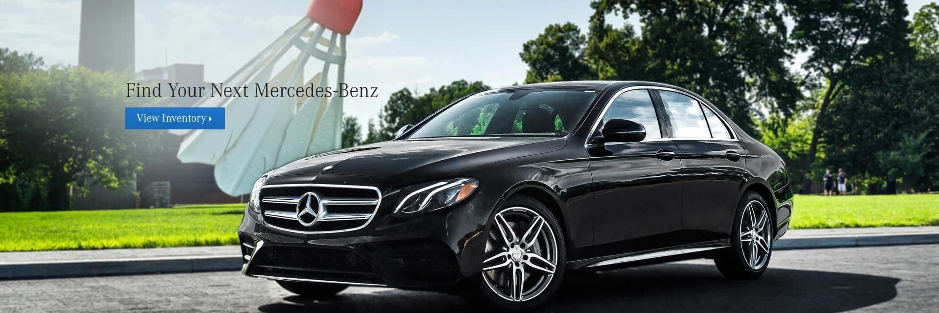 Mercedes-Benz Dealership Merriam KS | Used Cars Aristocrat ...