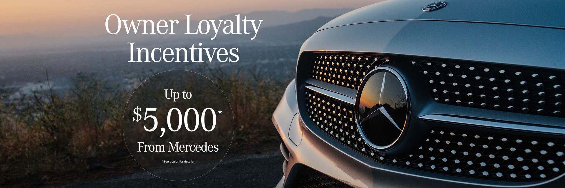 Owner Loyalty Incentives