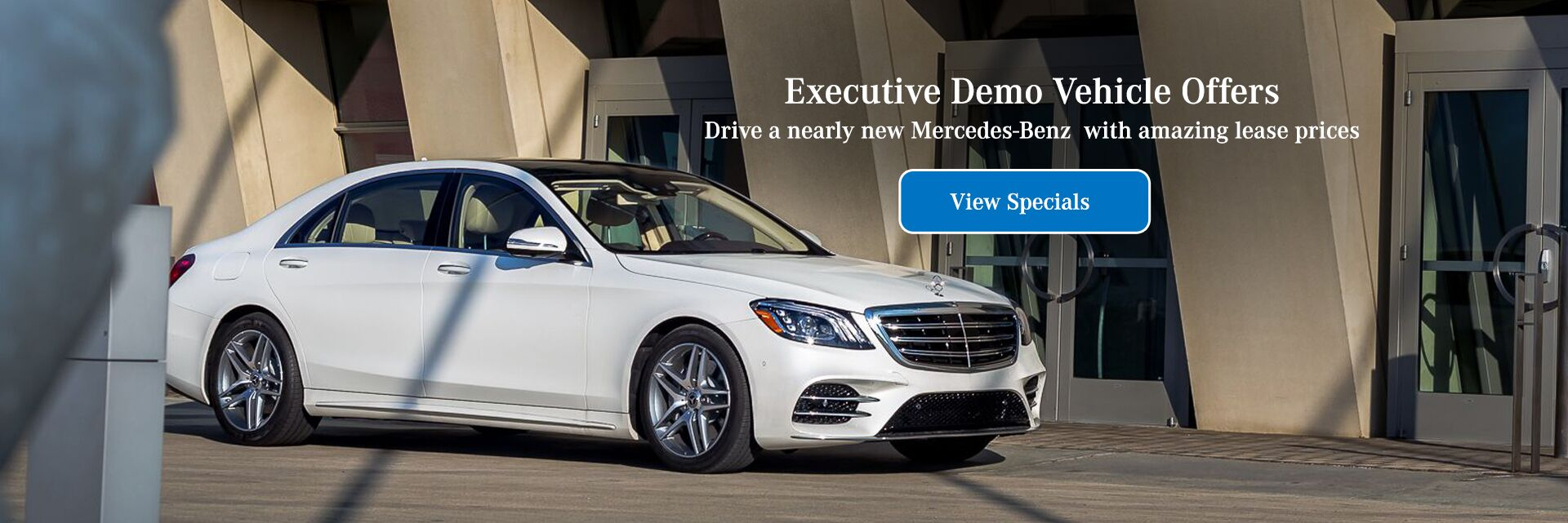Service Loaners Mercedes-Benz of Kansas City