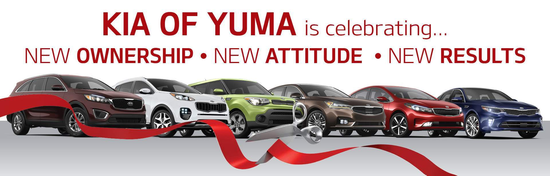 Kia of Yuma New Ownership
