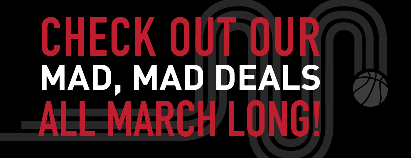 Mad March Deals