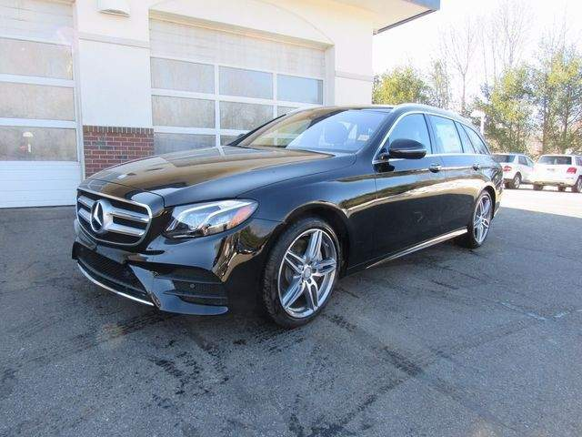 2017 Mercedes-Benz E 400 4MATIC® Wagon