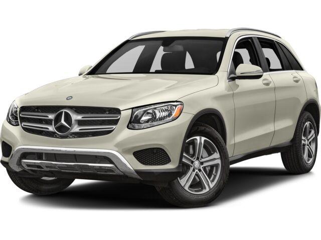 2018 Mercedes-Benz GLC 300 4MATIC® SUV