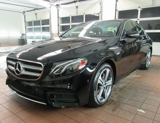 2018 Mercedes-Benz E 300 4MATIC® Sedan