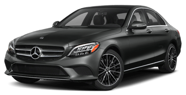 2021 Mercedes-Benz C-Class 300 4MATIC® Sedan