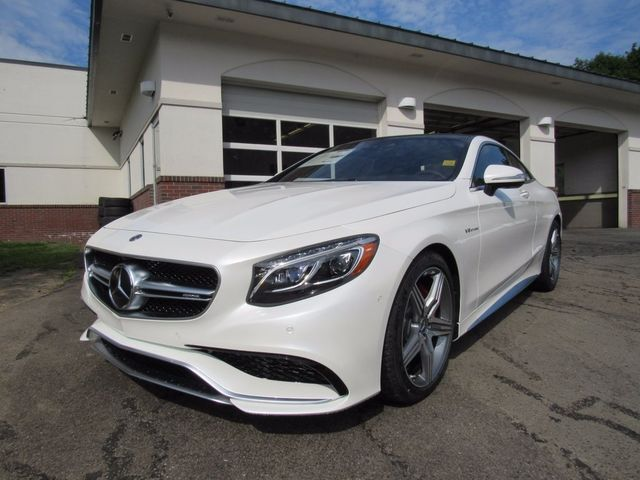 2017 Mercedes-Benz S AMG® 63 Coupe