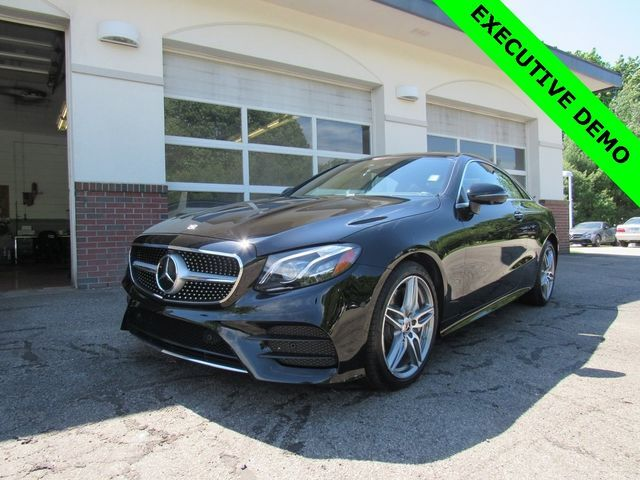 2018 Mercedes-Benz E 400 4MATIC® Coupe