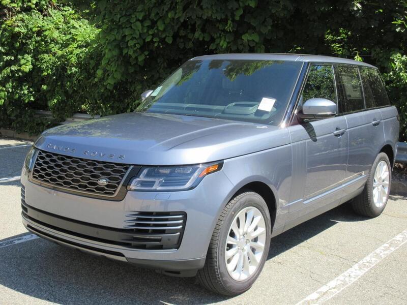 2021 Land Rover Range Rover Base