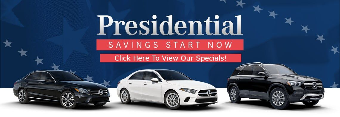 Presidents Day Sales Event Specials