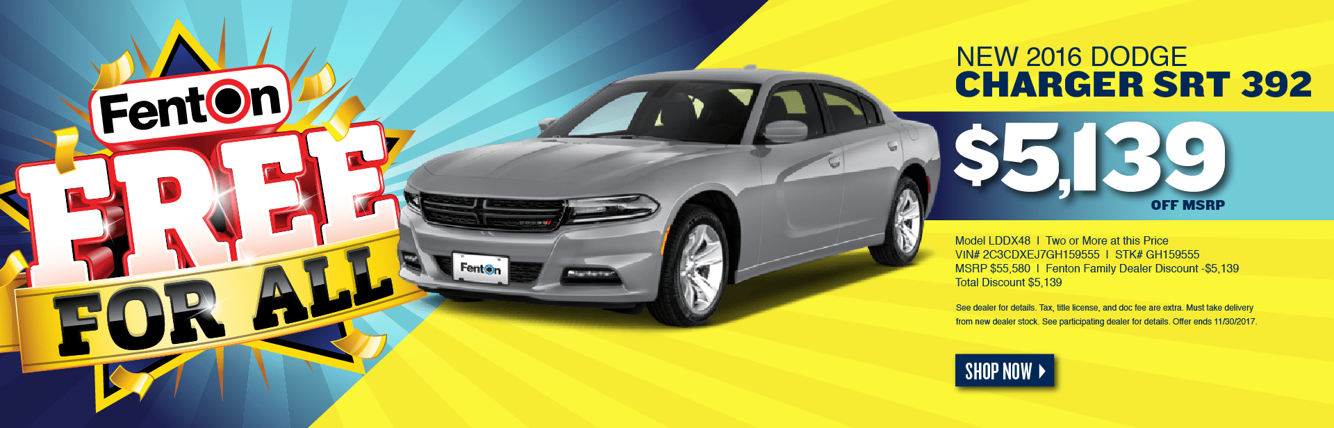 Free For All - Charger SRT