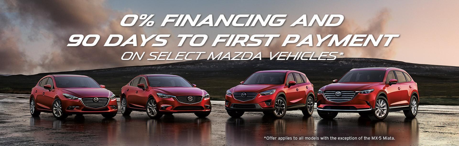 Mazda 2017 Models