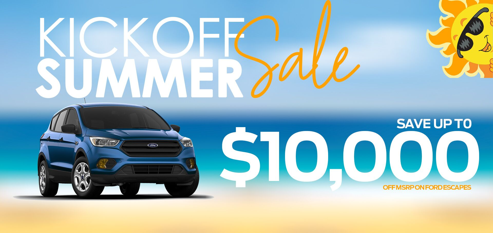 Spring into Summer Truck Sale