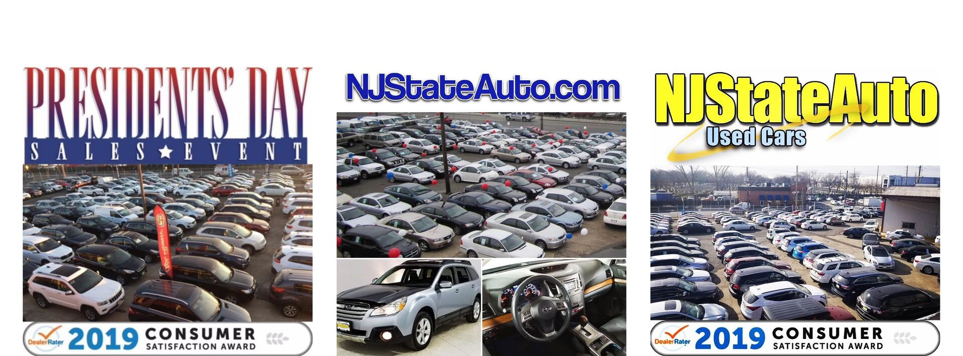 2019 President's Day Used Car Sale Goes On