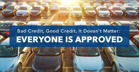 Everyone is Approved For A Car Loan