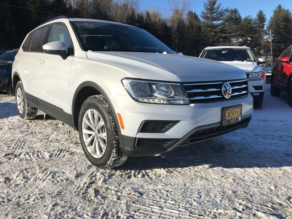 2019 Tiguan S with 4MOTION®