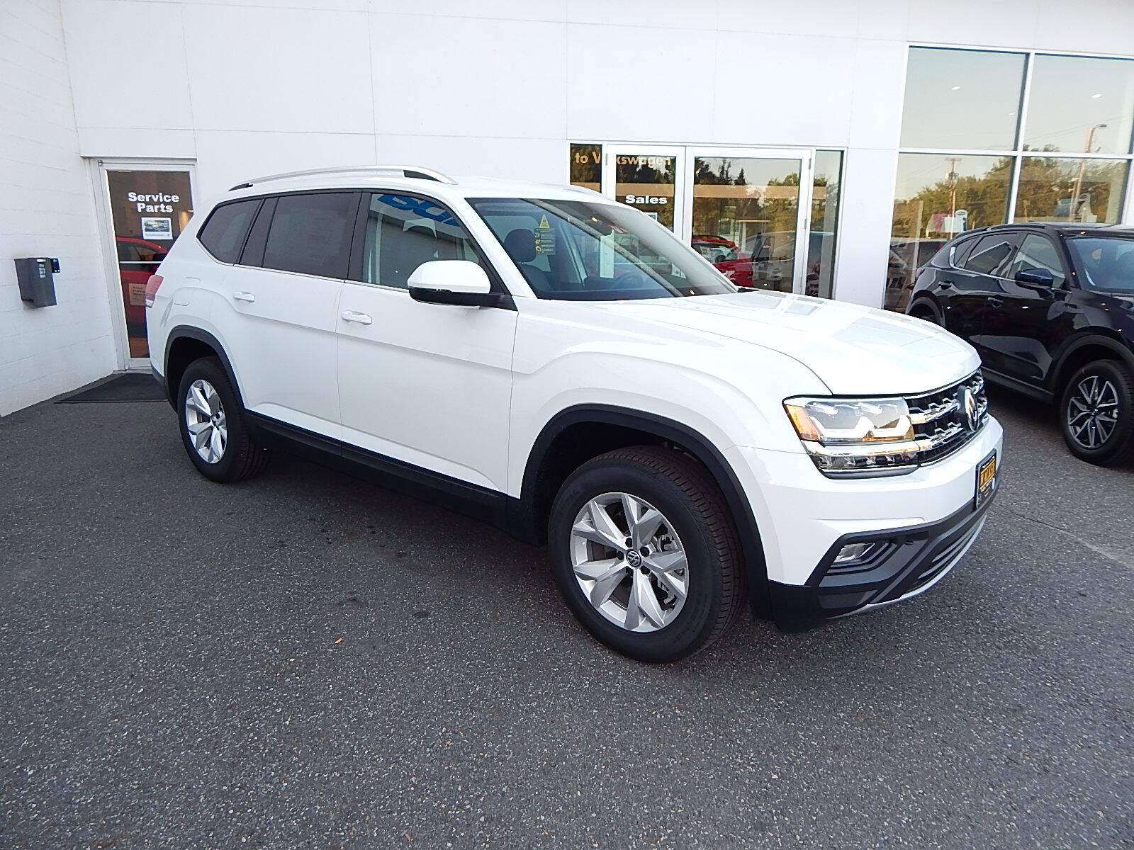 2018 Volkswagen Atlas SE w/Tech